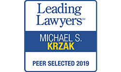 Leading Lawyers - Michael S. Krzak - Peer Selected 2019